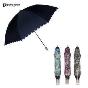 피에르가르뎅 트로피컬체크양산 [우산 제작 대량구매 로고인쇄 문의는 네이뽕]