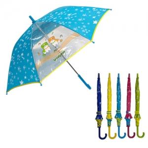 러블리펫 아동우산 [우산로고 우산원단인쇄 우산손잡이인쇄 학교우산 판촉우산 회사우산 우산소량인쇄]